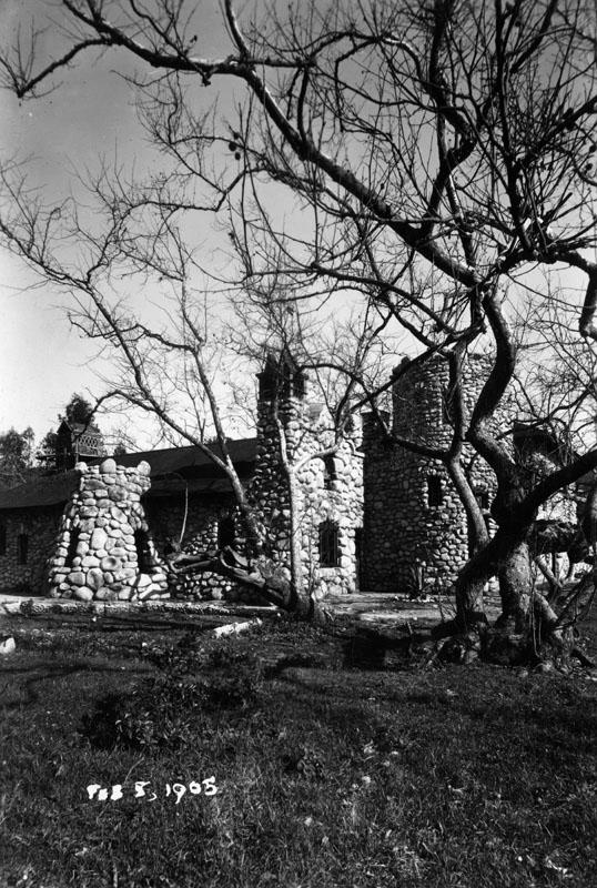Exterior 1905