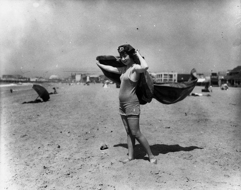 In the Swim: Bathing suit fashions through the years