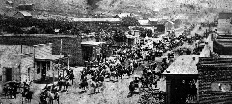 Ventura 4th of July 1874