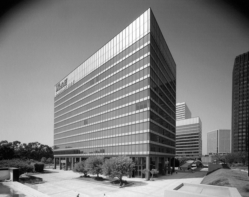 Gateway West Building in Century City
