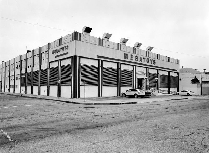Westinghouse Electric Supply Company warehouse in Los Angeles