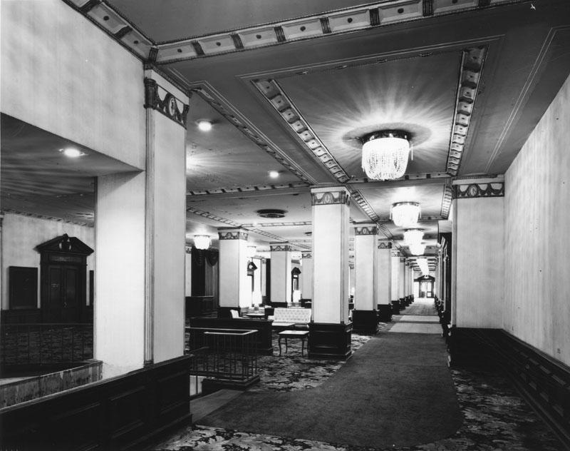 ambassador hotel main lobby