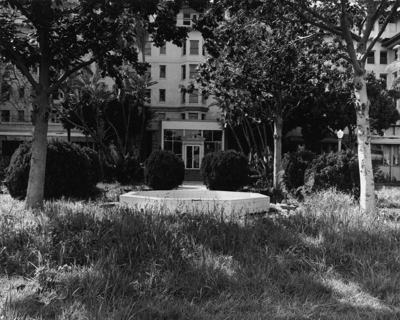 ambassador hotel and fountain