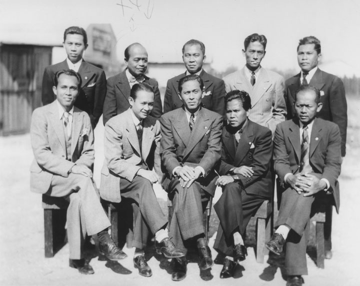 first generation Filipino immigrants in Los Angeles