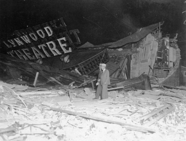 Disaster Response: The 1933 Long  Beach Earthquake