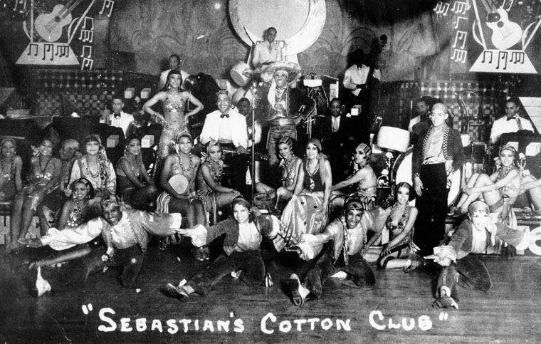 Sebastian's Cotton Club