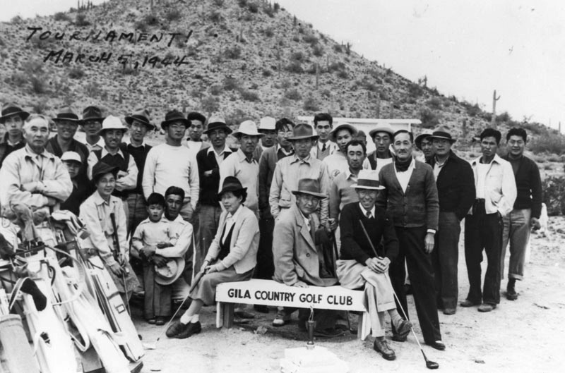 Gila River War Relocation Center