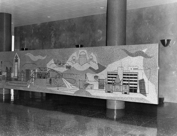 parker center mosaic