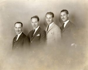 Four Marx Bros