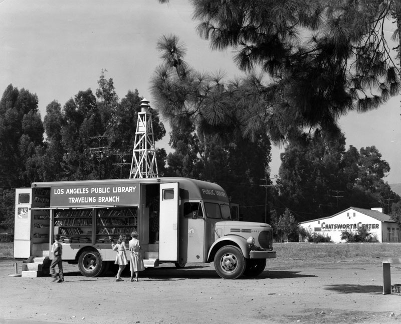 chatsworth bookmobile