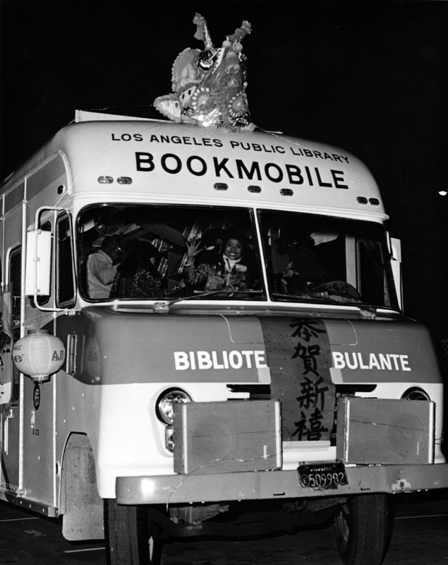 bookmobile in chinatown
