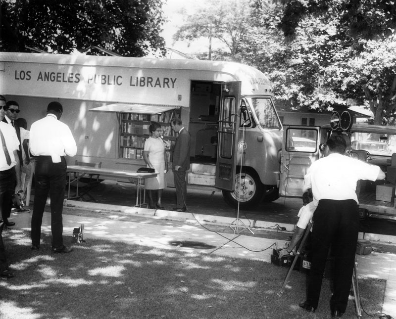 bookmobile interview