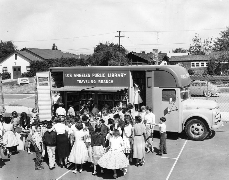 sun valley bookmobile