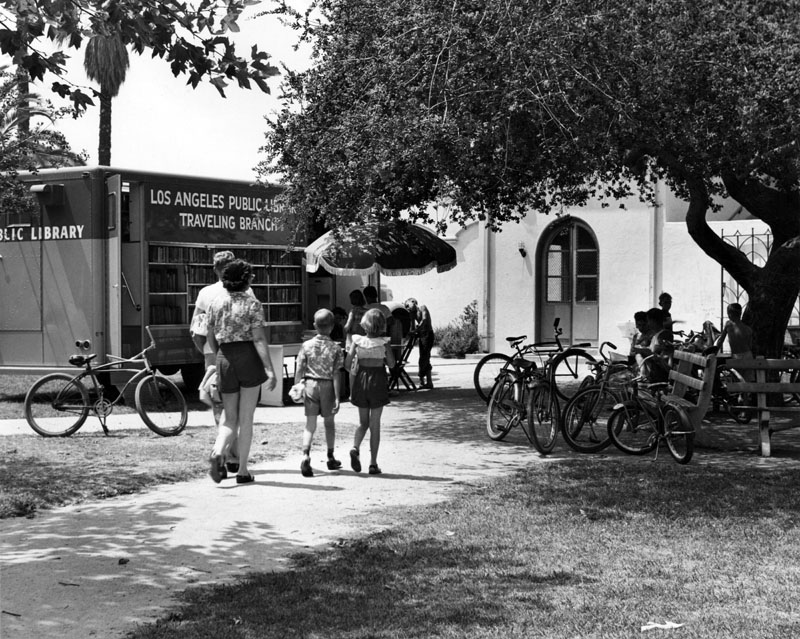 library bookmobile
