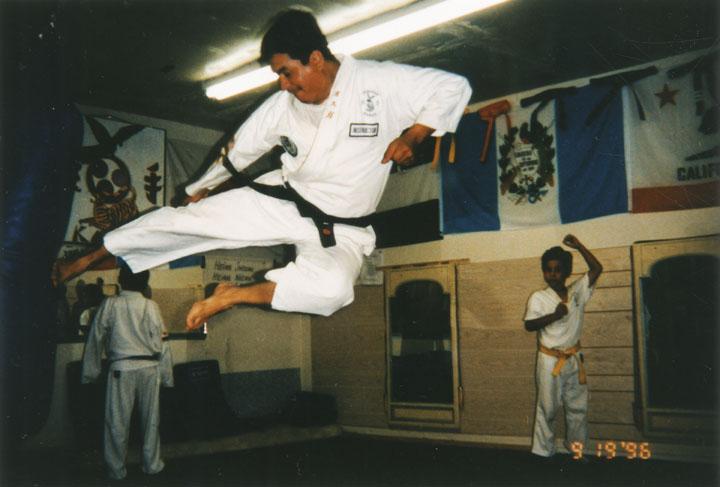 oscar maldanado karate expert