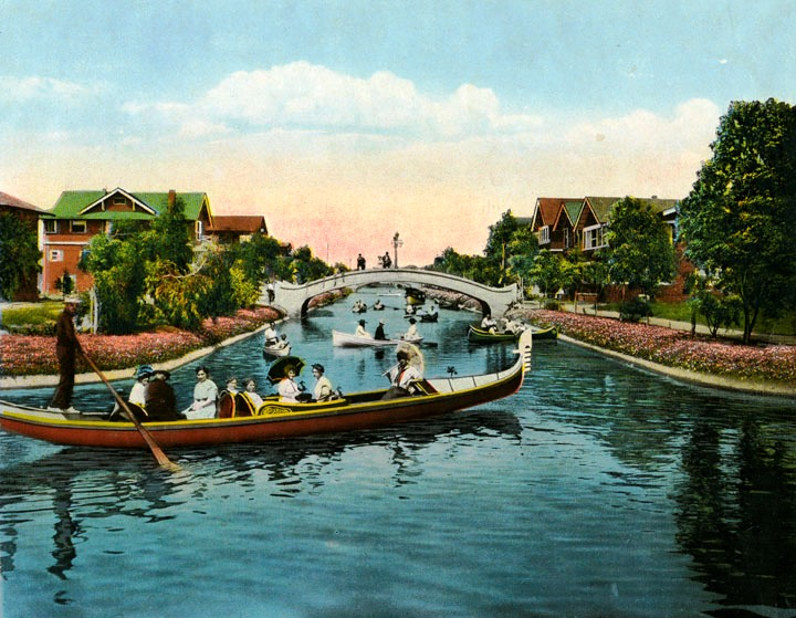 Grand Design: The Canals of Venice (California)