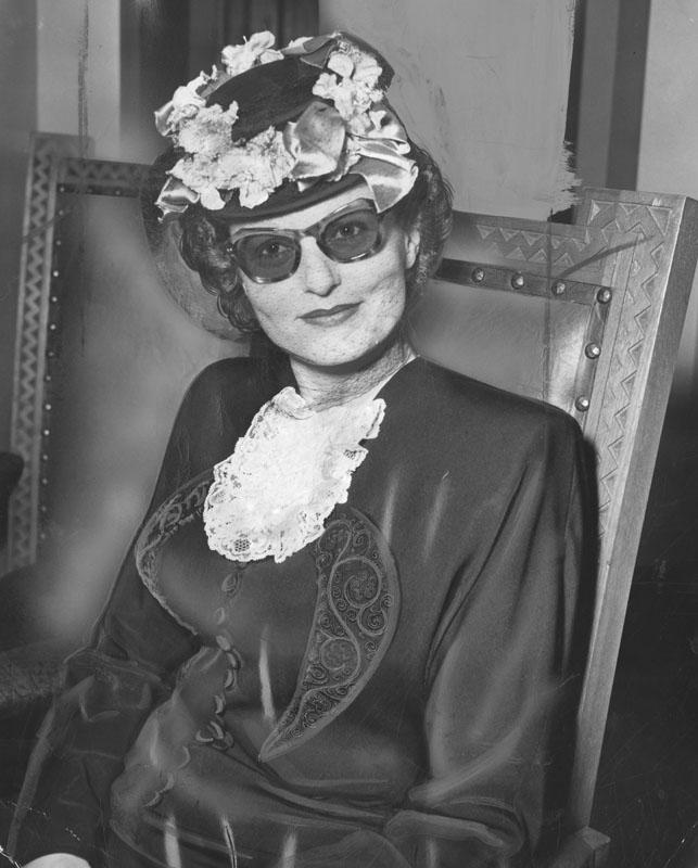 Vice Queen Brenda Allen