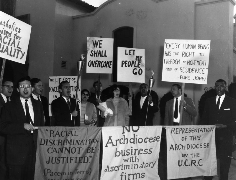 CURE - catholics united for racial equality