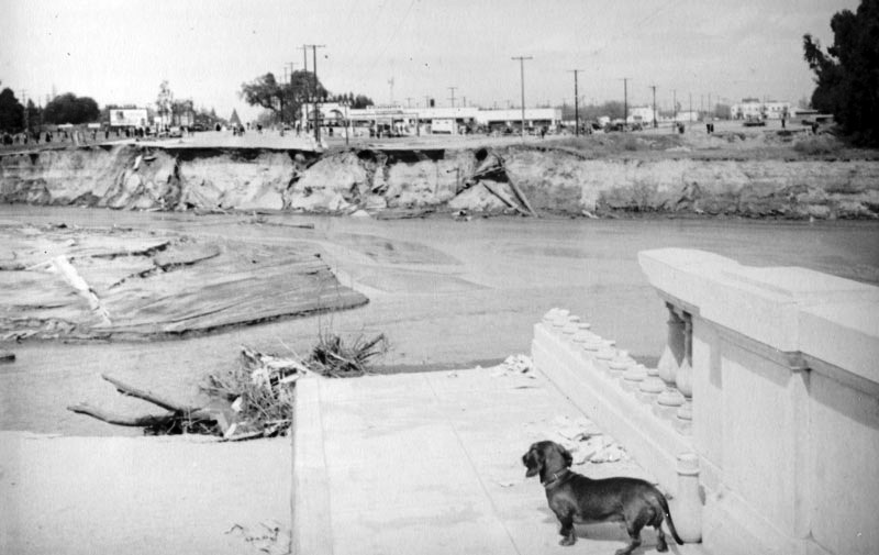 Water and Power: the 1938 Los Angeles Flood
