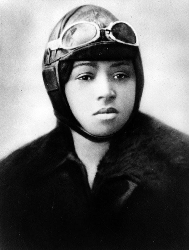 bessie coleman, aviatrix