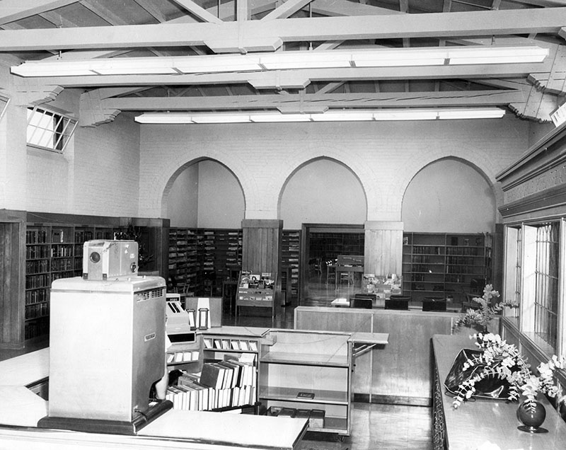 amelia earhart library