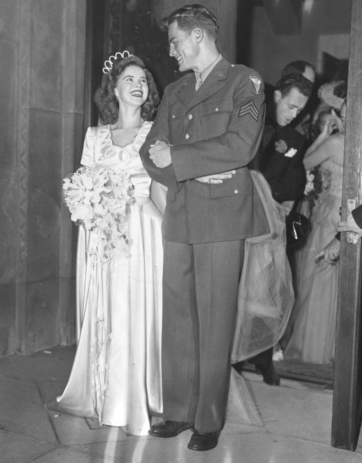 shirley temple and john agar marry