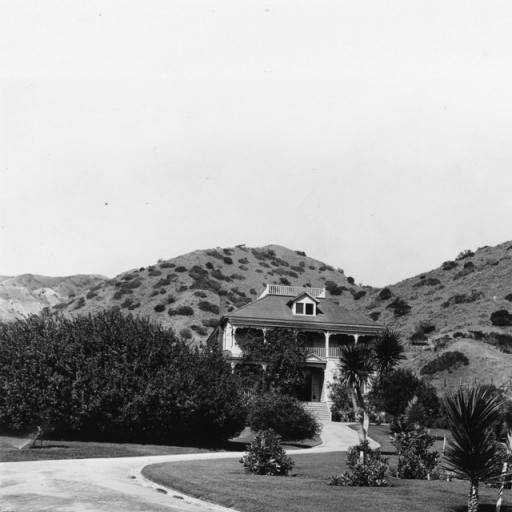 banning residence on catalina