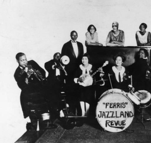 ferris jazzland revue band