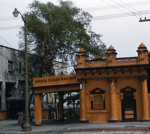 Angels Flight Original Station