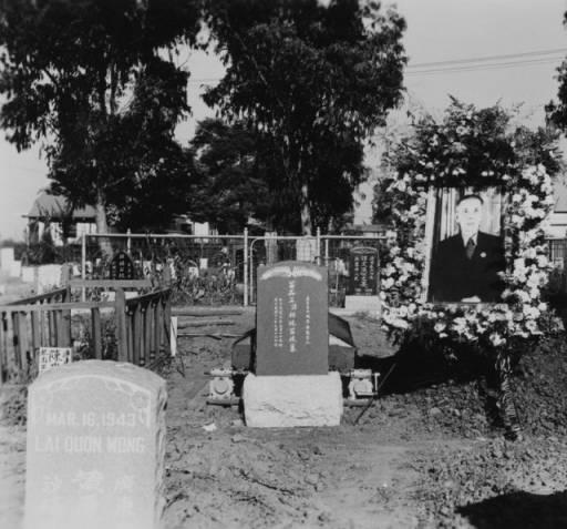chinese american gravesite